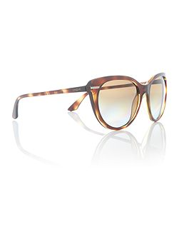 Havana  cat eye  sunglasses VO2941S