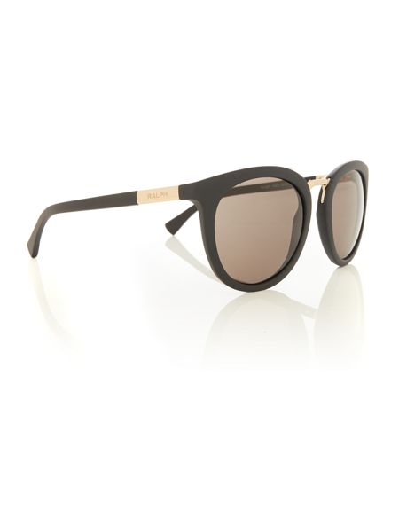 Ralph Black round RA5207 sunglasses