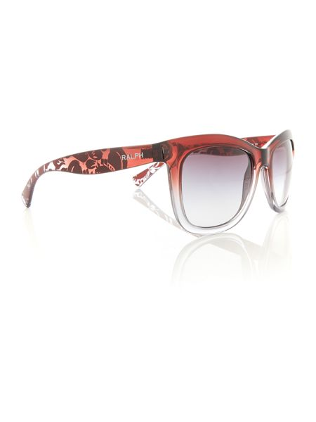 Ralph Bordeaux rectangle RA5210 sunglasses