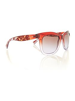 Red rectangle RA5210 sunglasses