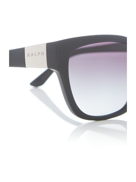 Ralph Black square RA5208 sunglasses