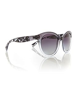 Black cat eye RA5211 sunglasses