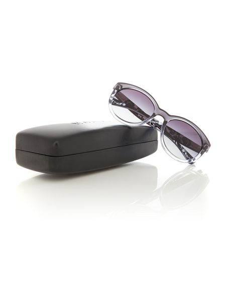 Ralph Black cat eye RA5211 sunglasses
