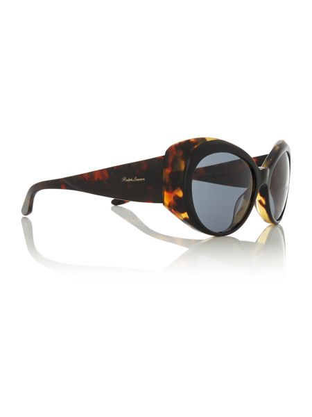 Polo Ralph Lauren Black irregular RL8139 sunglasses