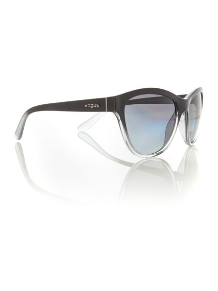 Vogue Black cat eye VO2993S sunglasses