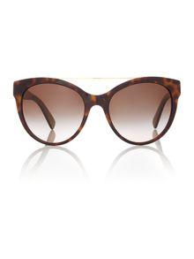 Dolce&Gabbana Brown round DG4280 sunglasses