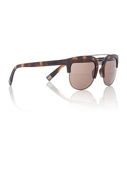 Brown square DG6103 sunglasses
