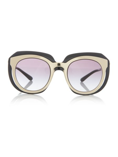 Dolce&Gabbana Gold irregular DG6104 sunglasses