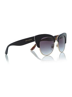 Black cat eye DG4277 sunglasses
