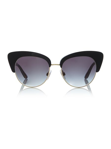 Dolce&Gabbana Black cat eye DG4277 sunglasses