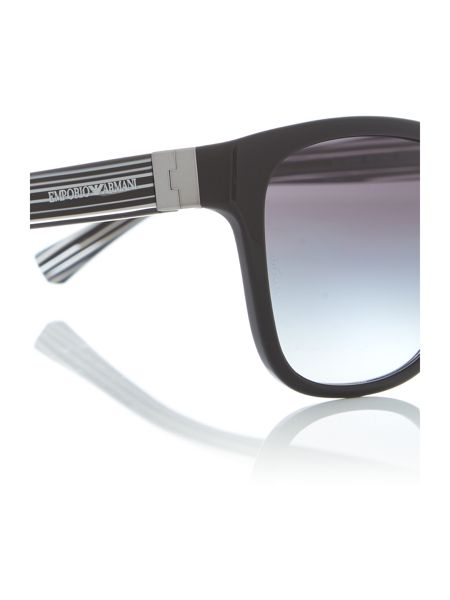 Emporio Armani Black square EA4068 sunglasses