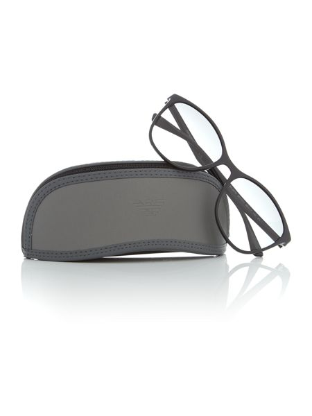 Emporio Armani Black cat eye EA4073 sunglasses