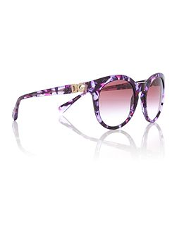 Purple phantos DG4279 sunglasses