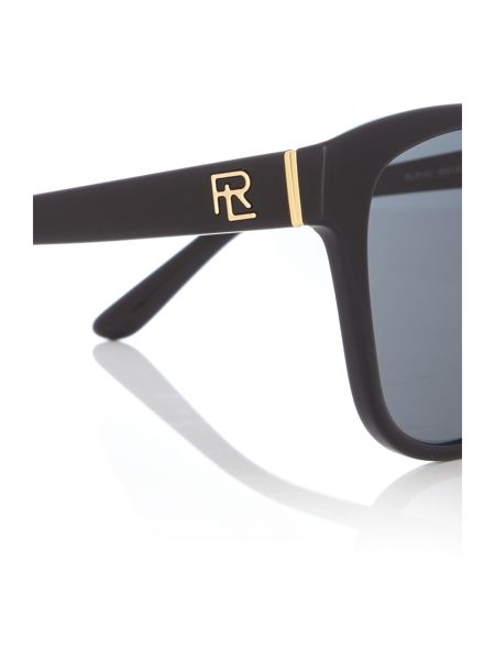 Polo Ralph Lauren Black square RL8143 sunglasses