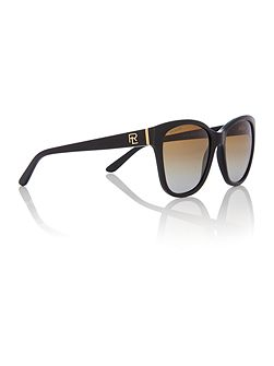 Black square RL8143 sunglasses