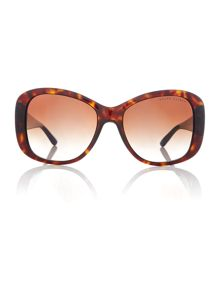 Polo Ralph Lauren Havana butterfly RL8144 sunglasses