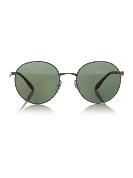 Ray-Ban Gunmetal phantos RB3537 sunglasses