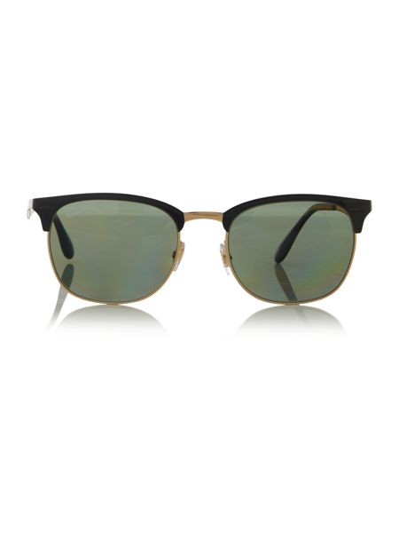 Ray-Ban Black  square  sunglasses RB3538
