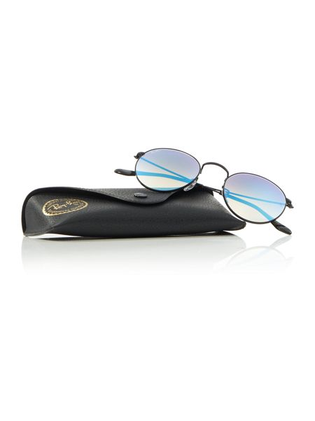 Ray-Ban Black  phantos  sunglasses RB3447