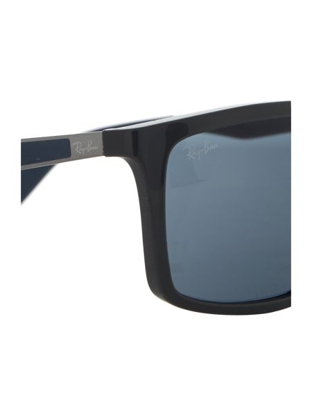 Ray-Ban Grey  rectangle  sunglasses RB4228