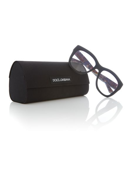 Dolce&Gabbana Black square DG4270 sunglasses