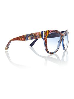 Blue square DG4270 sunglasses
