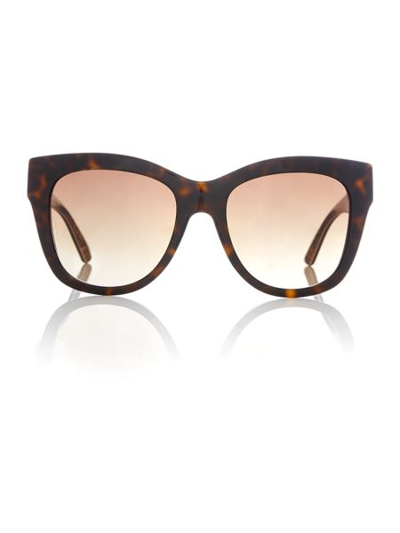 Dolce&Gabbana Brown square DG4270 sunglasses