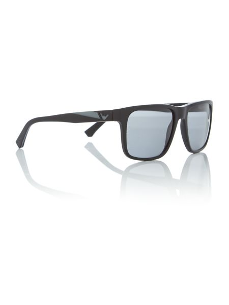 Emporio Armani Black square EA4071 sunglasses