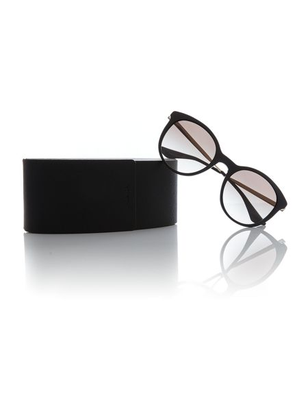 Prada Sunglasses Black phantos PR 17SS sunglasses
