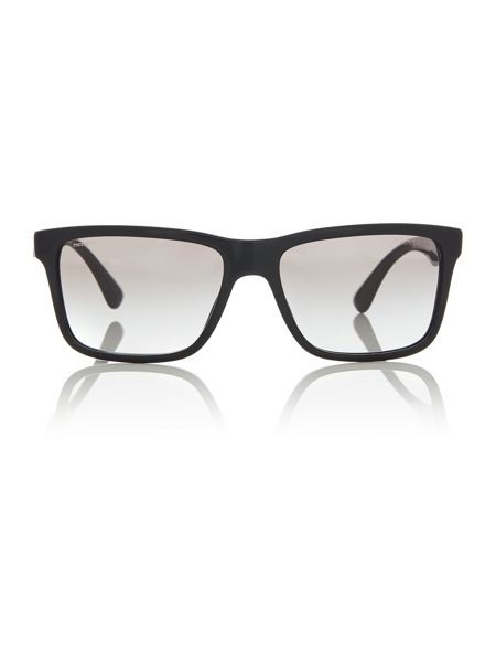 Prada Sunglasses Black square PR 19SS sunglasses