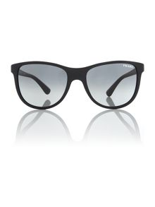 Prada Sunglasses Black square PR 20SS sunglasses