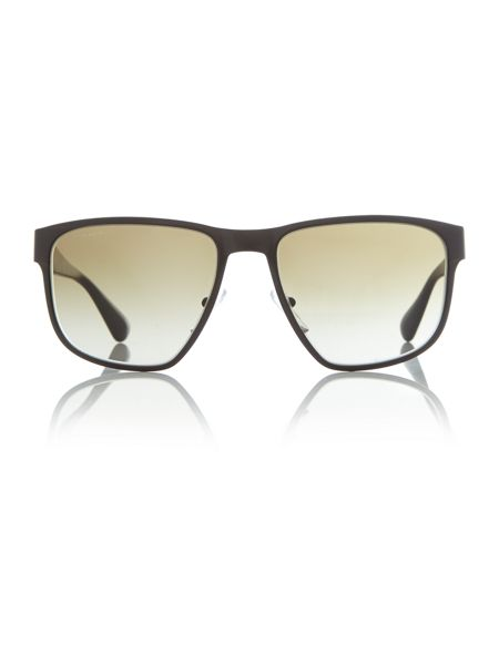Prada Sunglasses Brown square PR 55SS sunglasses