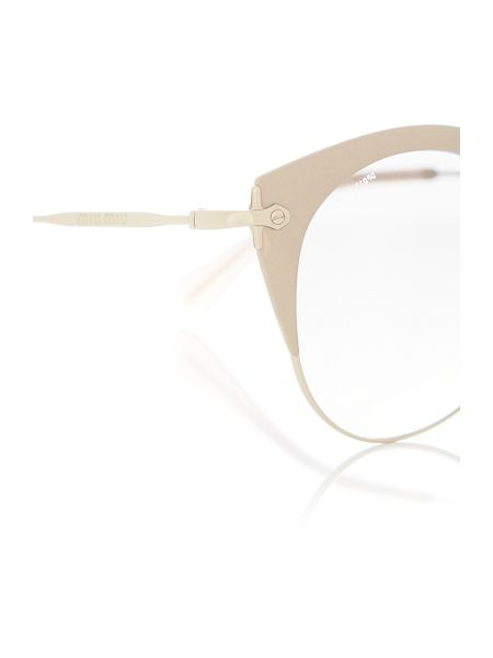 Miu Miu Pink phantos MU 53RS sunglasses