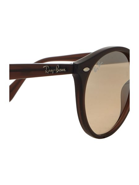 Ray-Ban Brown phantos RB2180 sunglasses