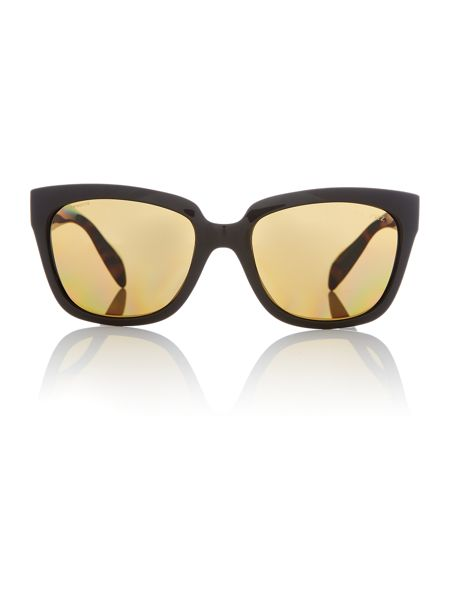 Prada Sunglasses Brown square PR 07PS sunglasses