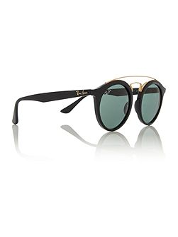 Black  phantos  sunglasses RB4256