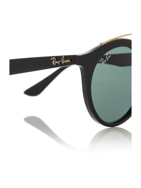 Ray-Ban Black  phantos  sunglasses RB4256