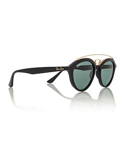 Black  phantos  sunglasses RB4257