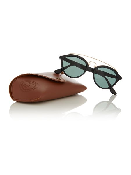 Ray-Ban Black  phantos  sunglasses RB4257