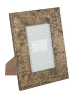 Gray & Willow Grey carved frame 4x6