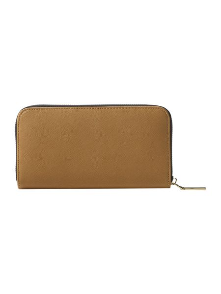 Linea Adele zip around purse