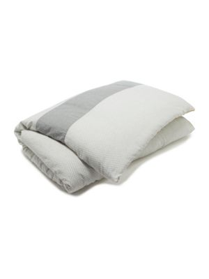 Gray & Willow Motala grey duvet cover