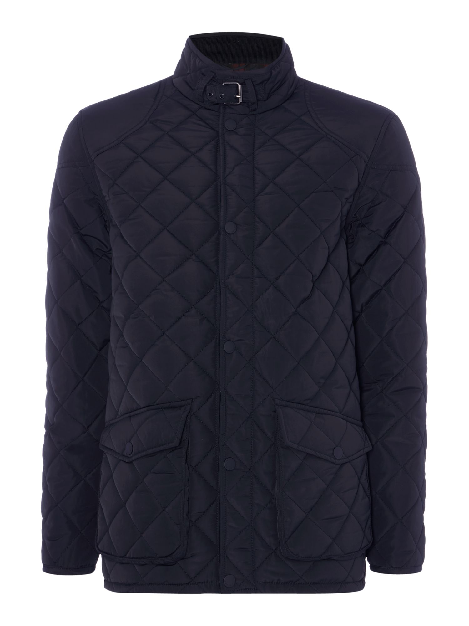 Howick Men's Howick The Pembroke Quilted Jacket, Midnight