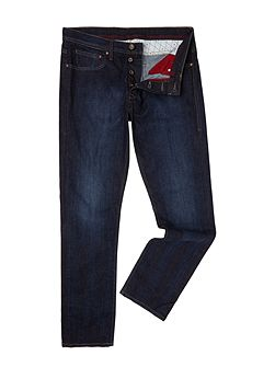 Regular Fit Five Pocket Jeans