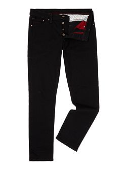 Slim Fit Five Pocket Jeans