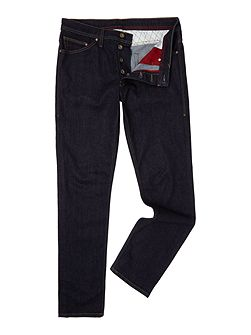 Frank Slim Fit Five Pocket Jeans