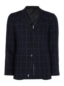 Barbour Three Buttoned Tailored Fit jacket