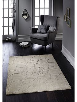 Natural Chrysanthemum Rug 120/170