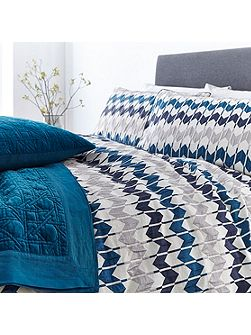 Tahlia jacquard pillowcase pair