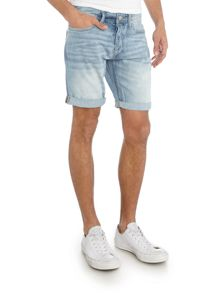Jack & Jones Denim Light Wash Shorts